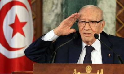 Just In: Tunisia President Beji Caid Essebsi Dies