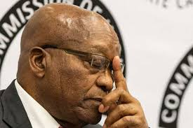 Former South African President Jacob Zuma on Tuesday said he had received a death threat after his testimony the previous day to an inquiry on corruption.
