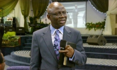 2023 Presidency: Tunde Bakare Urges Buhari To Handover To A Southerner