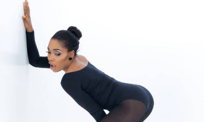 Kafayat Shafau, popularly called Kaffy is disheartened by the new trending controversial dance video called 'Soapy' demonstrated and created by Naira Marley.