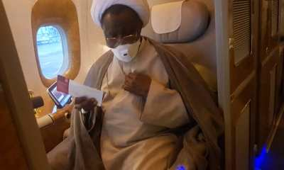 Shiites: El-Zakzaky, Wife Set For Another Medical Trip