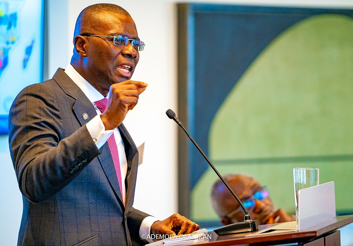 Sanwo-Olu Pursues Investment In Electricity, Health, Others At UNGA 2019