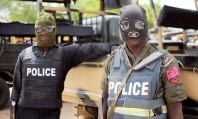 SARS Operatives Shoot Traders