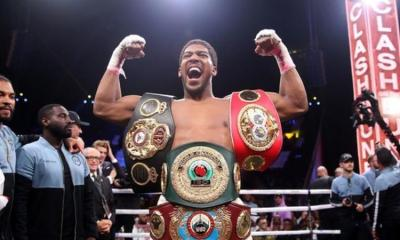 Anthony Joshua To Face Pulev June 20
