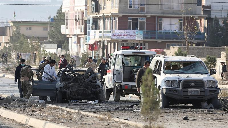 Car bomb explosion takes place in E. Afghanistan: police