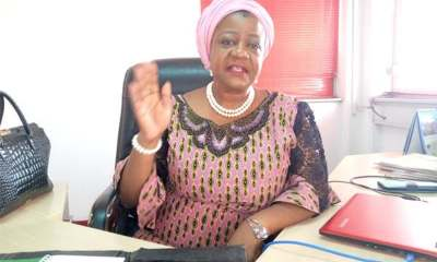 BREAKING: Senate Rejects Onochie As INEC commissioner
