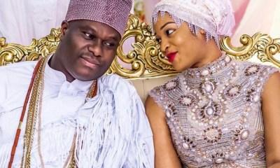 Oba Adeyeye Enitan Ogunwusi and Olori Naomi Ogunwusi