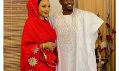 Nigerian Footballer, Ahmed Musa Marries For The Third Time