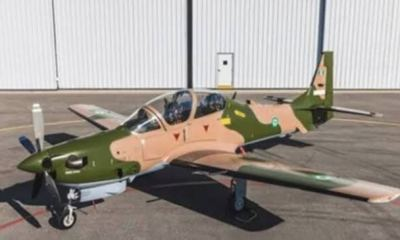 FG Takes Delivery Of Six Super Tucano Aircraft