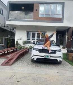 BBNaija's Mercy Eke Acquires Second Home