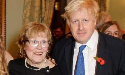 Boris Johnson loses mother