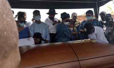 Dudu heritage buried
