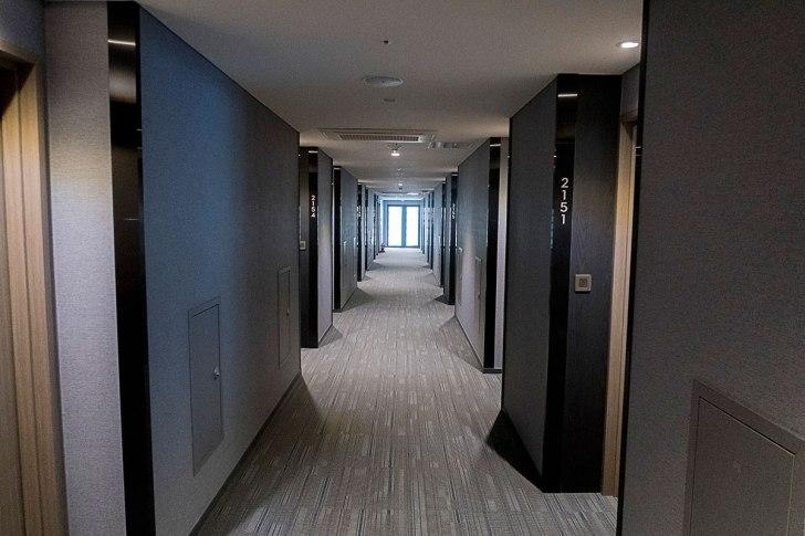 フェアフィールドバイマリオットソウルの21階
