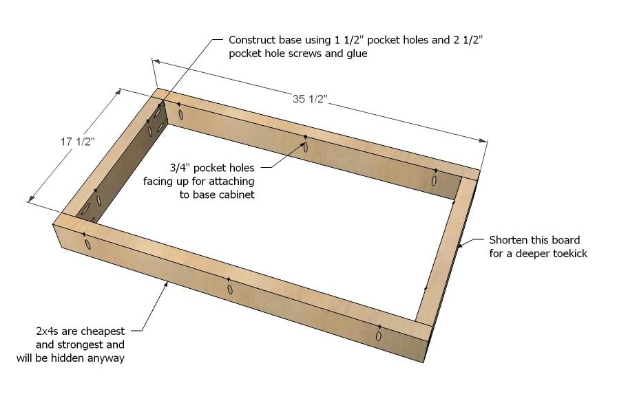 PDF Download Basic Cabinet Construction Plans Plans