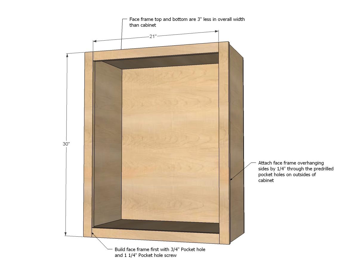 Kitchen Cabinet Carcass Plans Eager96nre