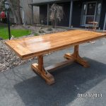 Reveal Secrets Dining Room Table Woodworking Plans 50