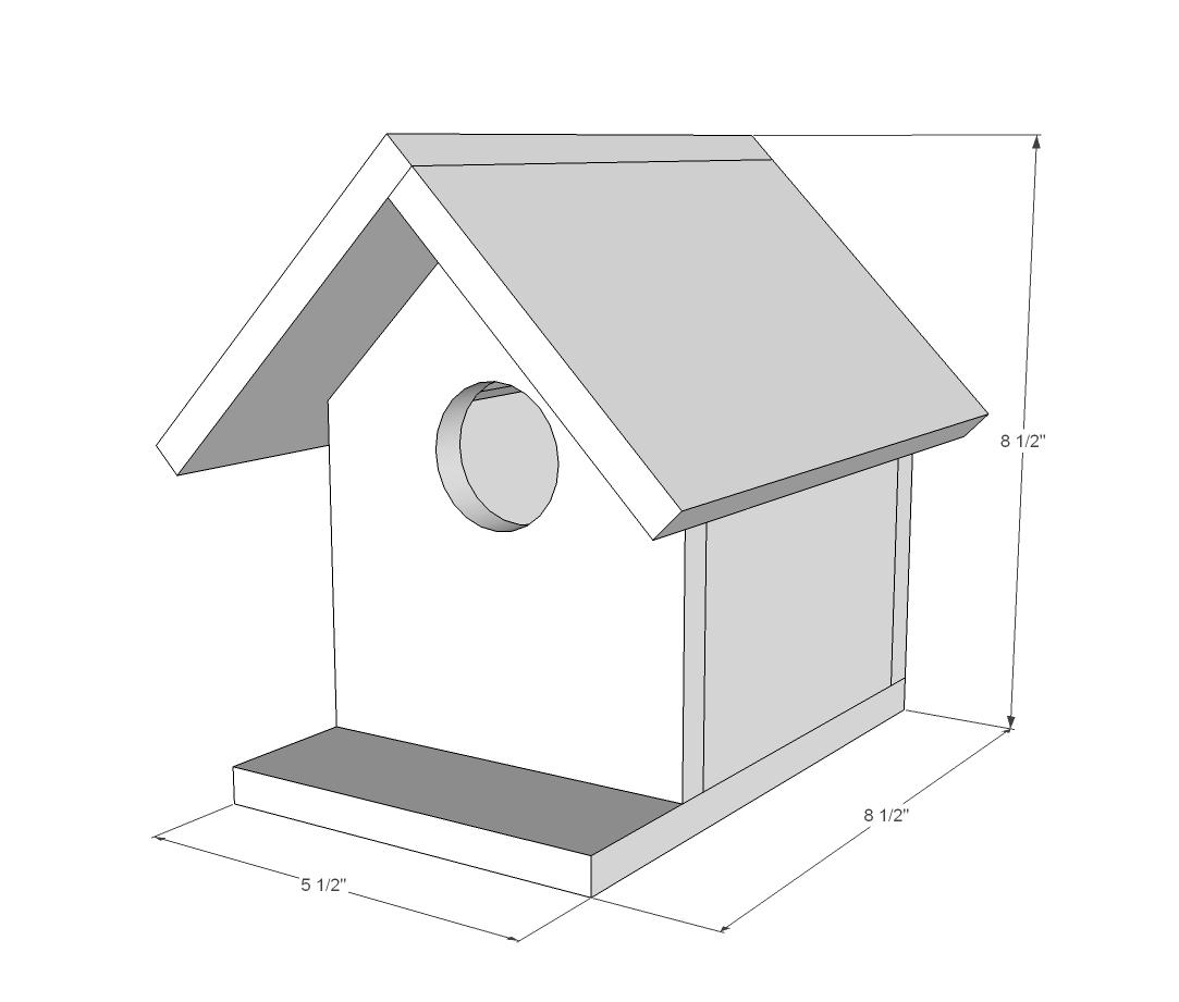 Bird House Plans Metric DIY Blueprint Plans Download free ...