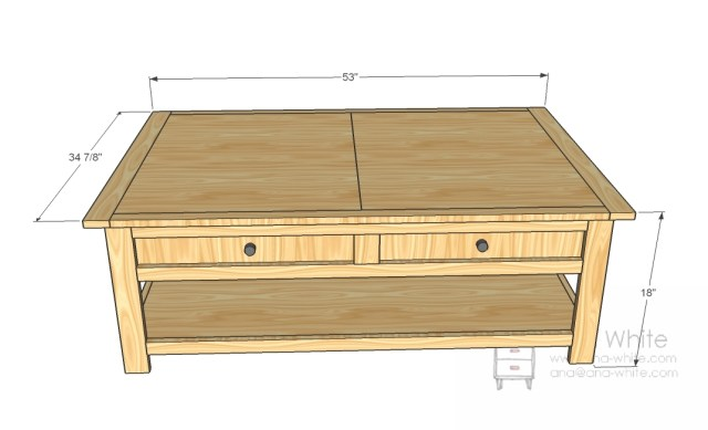 ... Mom's Train Table   Free and Easy DIY Project and Furniture Plans