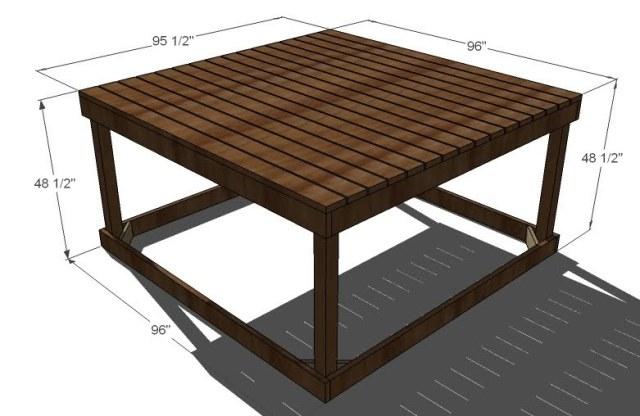 Playhouse Deck