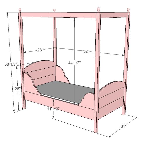Baby Bed Mattress Size