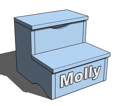 Build Diy Toy Story Wooden Step Stool Pdf Plans Wooden Bunk Bed Modern Design