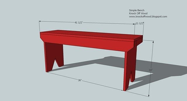 Board Bench