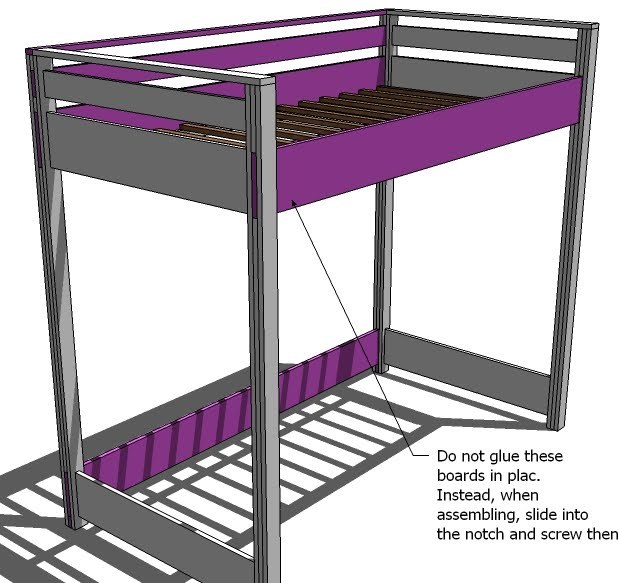 How to Build a Loft Bed