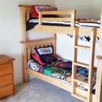 Simple Bunk Beds Twin Over Twin Ana White