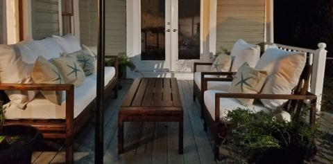 outdoor chair modern comfort