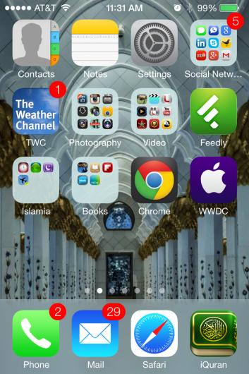 iOS7 beta 2