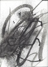 Image 4 - Indian Ink, ammonia on Yupo Paper