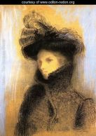 Portrait of Marie Botkine
