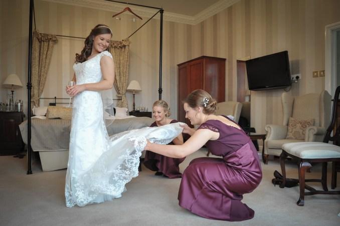 bridal hair & makeup gallery – weddings in berkshire