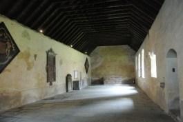 Innerpeffray Chapel: interior