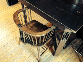 Original Mackintosh chair