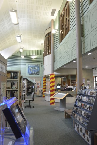 Orkney Library interior