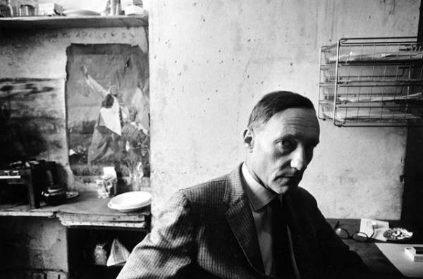 WILLIAM BURROUGHS, O ¡QUÉ DIFICIL ES SER GUILLERMO TELL!