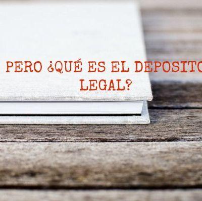 deposito legal
