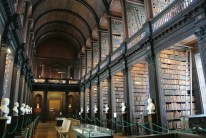 Long Room, Old Library, Trinity College, Dublin