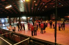 Barrowland from the stage