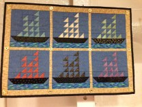 Quilting exhibition
