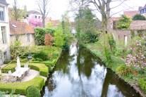 Canal at Leeuwstr.