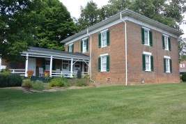 Fields Penn House, 1860