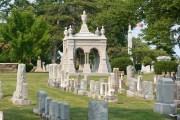 John Handley's tomb
