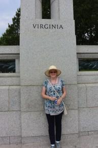 Column for Virginia