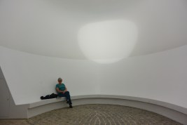 Tewlwolow Kernow: inside the dome