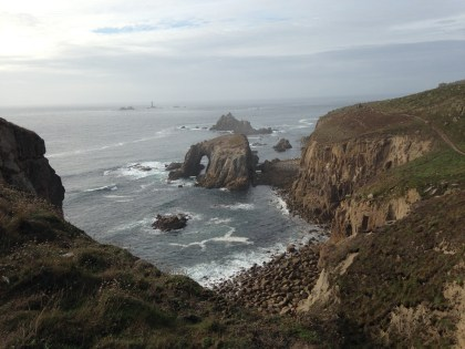 Near Land's End
