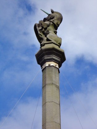 Mercat Cross Unicorn