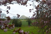 View of North Berwick Law