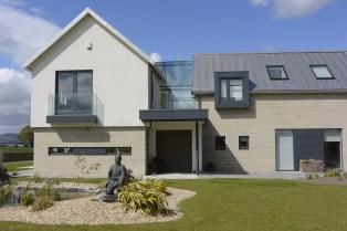 Modern house near Dunmore